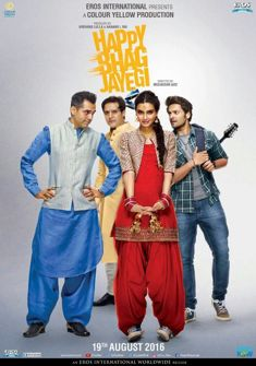 Happy Bhaag Jayegi (2016) full Movie Download free in hd