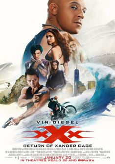 xXx: Return of Xander Cage (2017) full Movie Download Free