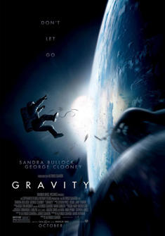 Gravity (2013) full Movie Download free in Dual Audio