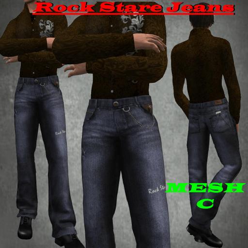 75 ROCK STAR JEANS_T