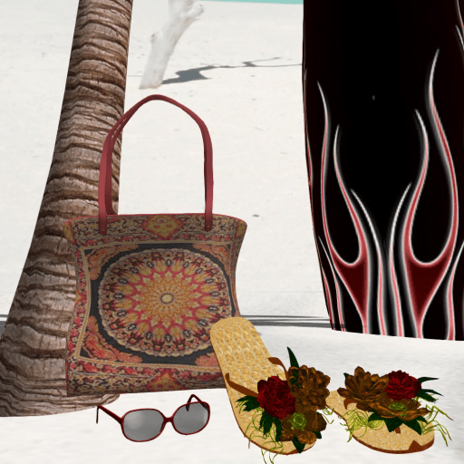 Accessorize Me for the Beach