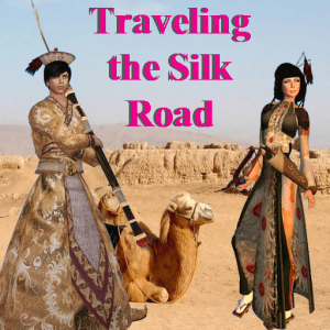 CH 05) traveling the Silk Road