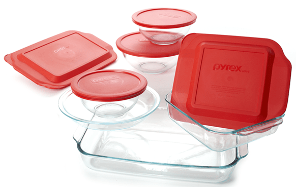 Pyrex Bake and Store Sets for Kitchen