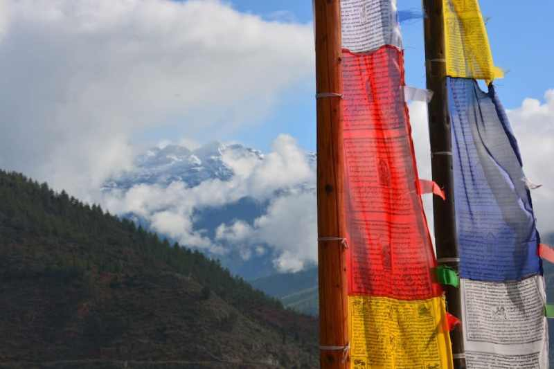 LESSONS IN HAPPINESS FROM BHUTAN