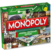 Nigeria Centenary Edition of Monopoly