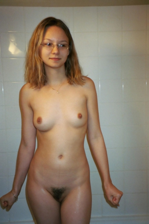 real nerdy girls nude