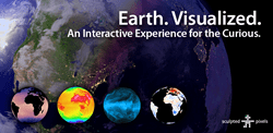 An interactive believe for a extraordinary - Earth. Visualized. on Google Play.