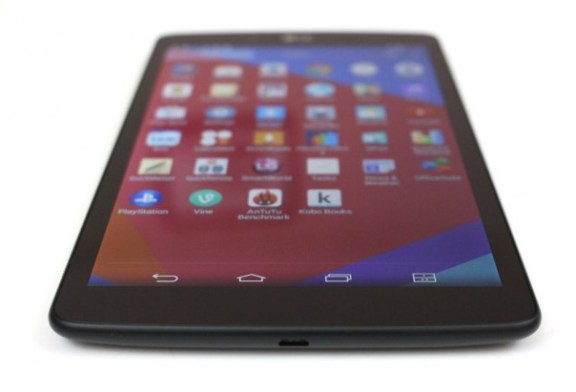 LG G Pad 8.0 Tablet  Review