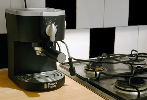 Russell Hobbs 19720 Pump Coffee Machines  Review