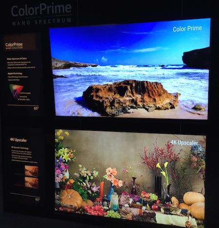 LG ColorPrime TVs TV  Review