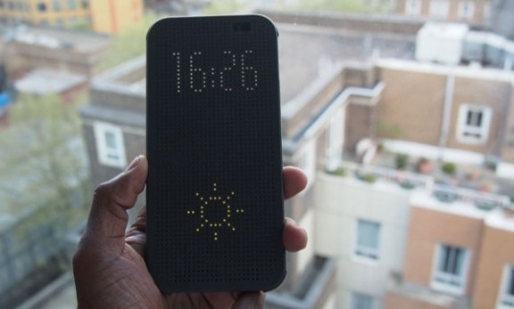 HTC Dot View box Review