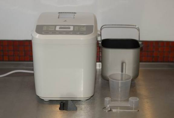 Lakeland My Kitchen Compact Bread Maker Review