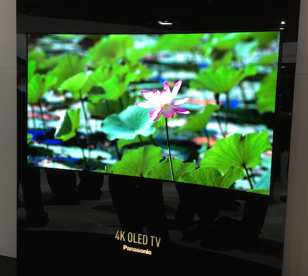 Panasonic 65-inch OLED TV TV  Review
