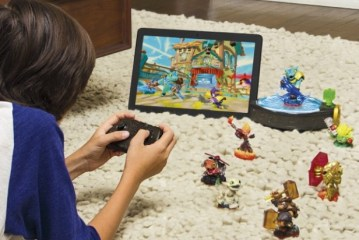 Skylanders: Trap Team for Tablet Review