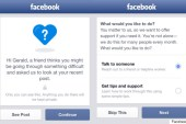Facebook Rolls Out Suicide Prevention Feature