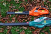 Woodfield TE0658 Cordless Leaf Blower Garden Tools