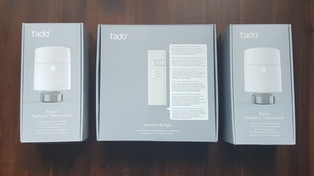 Tado Smart Radiator Thermostat Starter Kit Smart Home