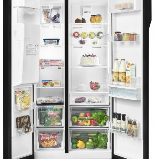 Beko ASGN542B Fridge Freezer