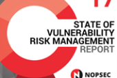NopSec Releases a 2017 State of Vulnerability Risk Management Report