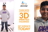 ShrinkR Brings Technology That Creates Personal, Photo-realistic 3D…