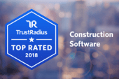 TrustRadius Announces a 2018 Top Rated Construction Software…