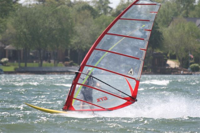Lake Norman Wind Surfing