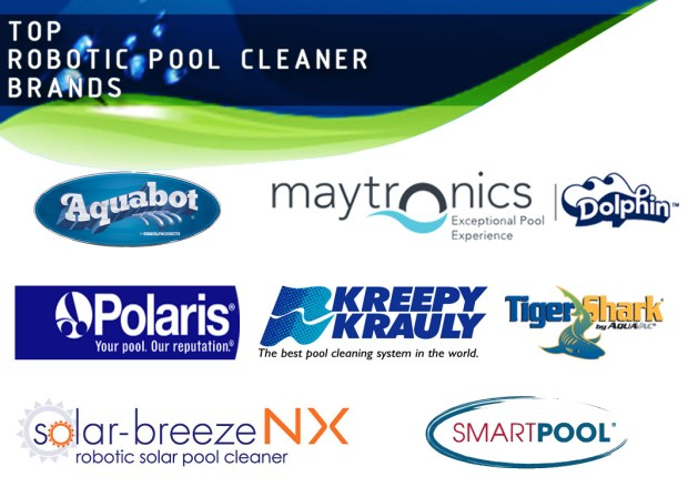 best robotic pool cleaners companies