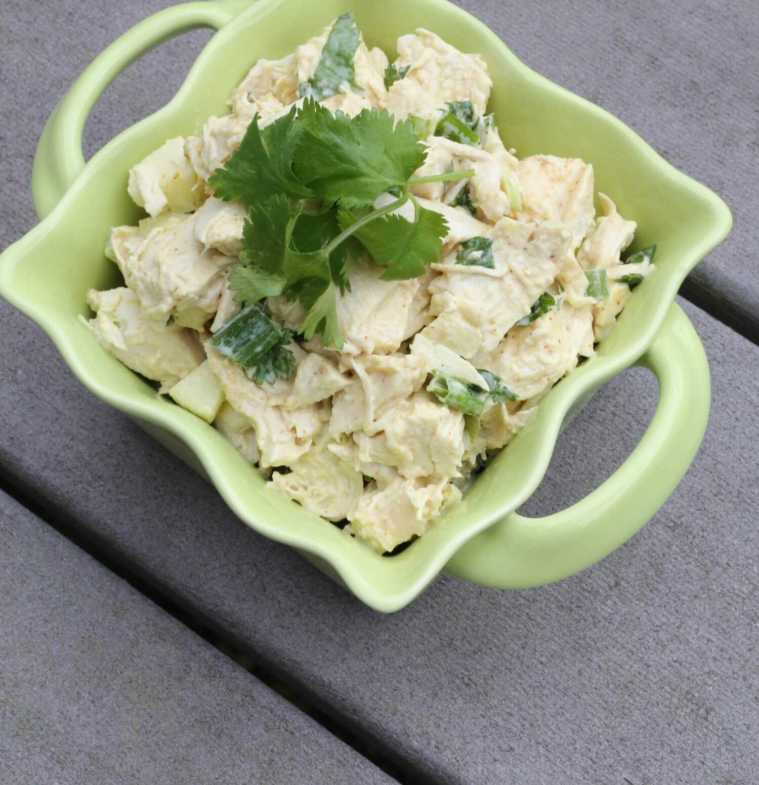 Curry Chicken Salad | Bests and Bites