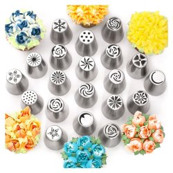 Picture Roses 2018 Seekers Cake Decorating Tips Amazon Cake Decorating Tips Cake Decorating Kits To Buy