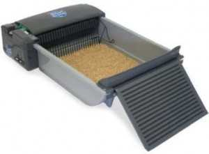 SmartScoop self cleaning litter box