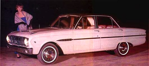 Ford Falcon Argentina 1964. Picture courtesy of testdelayer.com.ar