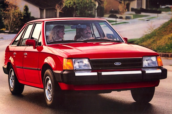Ford Escort USA 1987