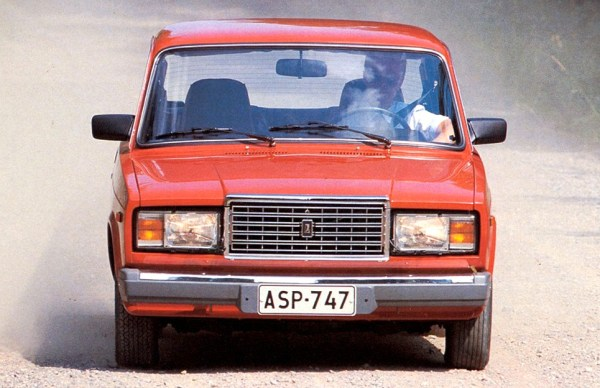 Lada 2107 Ukraine 2002