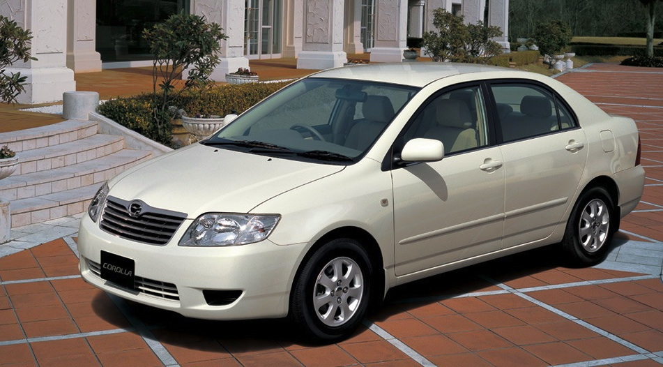 Japan 2004 Toyota Corolla Honda Fit And Nissan Cube On Podium Best Selling Cars Blog