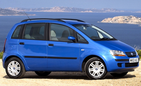 italy 2005 fiat punto gives way to grande punto panda shines best selling cars blog. Black Bedroom Furniture Sets. Home Design Ideas