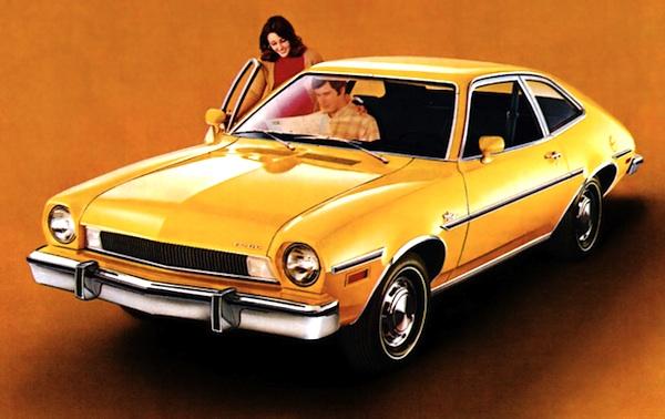 Ford Pinto USA 1974