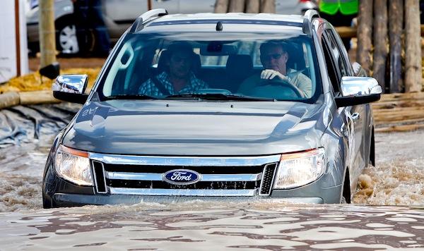 Ford Ranger Philippines June 2014