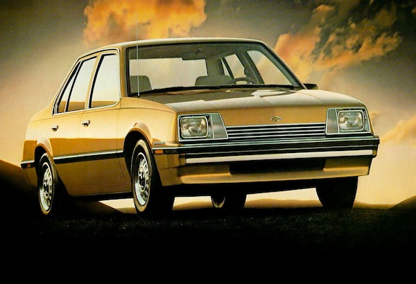 Usa 1985 ford f series and chevrolet cavalier on top best selling