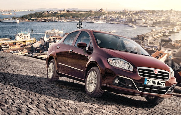 Fiat Linea Turkey May 2014