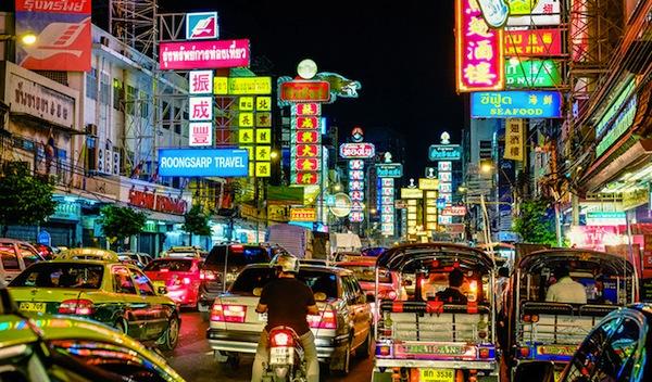 Bangkok Thailand 2012