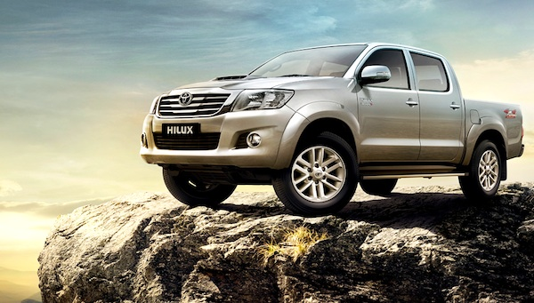Toyota Hilux Oman 2012
