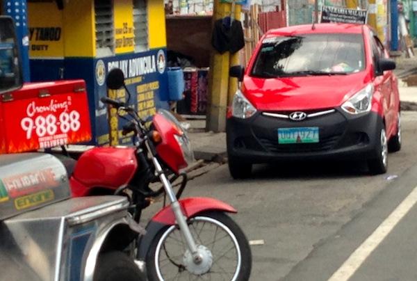 Hyundai Eon Philippines April 2013