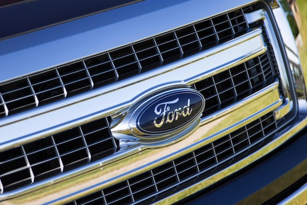 Ford F-Series New York 2012