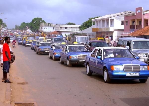 Bissau street 2012