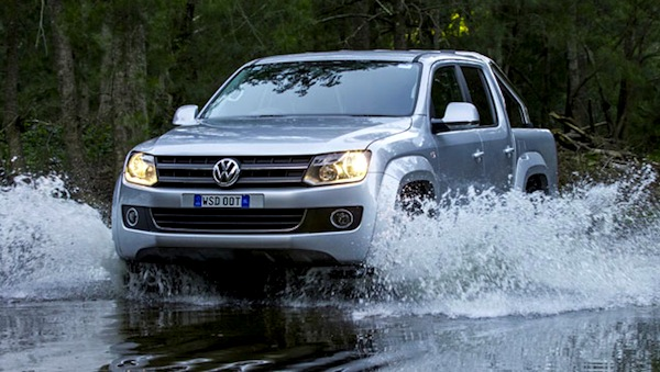 VW Amarok Australia June 2013. Picture courtesy of carsguide.com.au