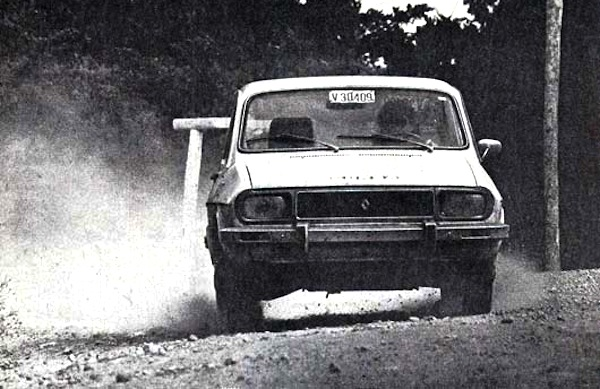 Renault 12 Argentina 1977. Picture courtesy of testdelayer.com.ar
