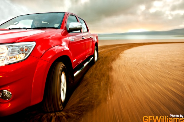 Toyota Hilux World June 2013. Picture by GFWilliams