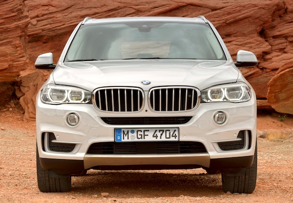 BMW X5 Andorra August 2013