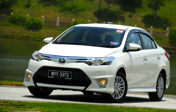 Toyota Vios Vietnam February 2015. Picture courtesy of paultan.org