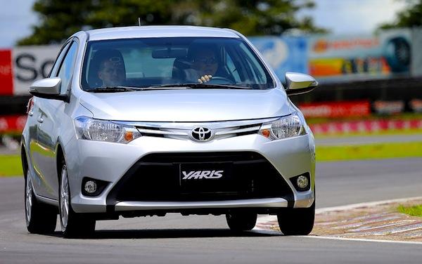 Toyota Yaris Peru 2013. Picture courtesy of mundomotorizado.com